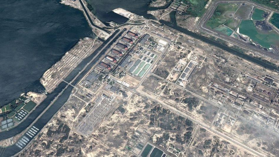Kernenergie: Ukraine meldet technische Probleme in Atomkraftwerk