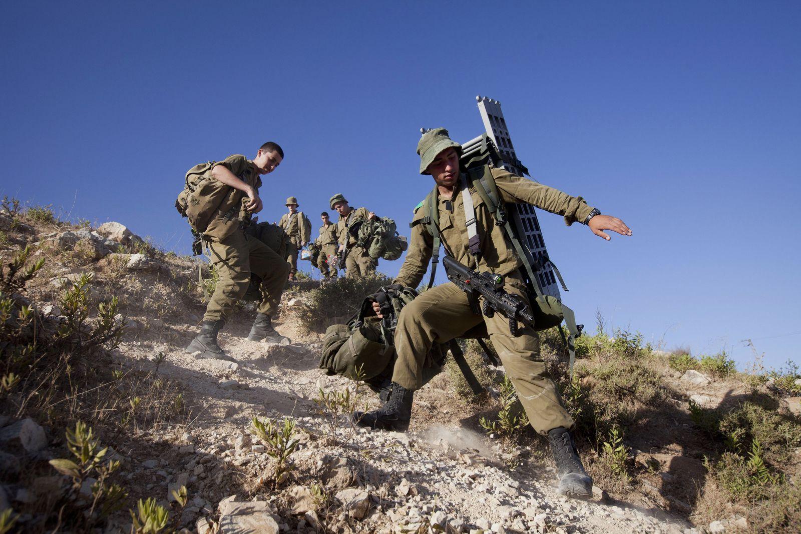 israel soldaten teenager