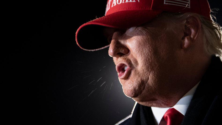 Donald Trump: Tweets mit Warnhinweisen