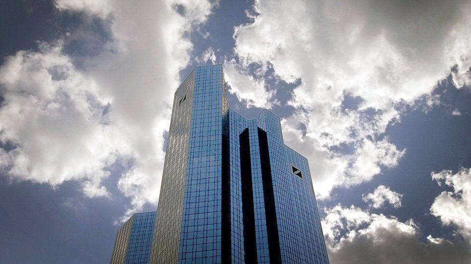 Deutsche Bank in Frankfurt: Kaufkraftverlust schon bei moderater Inflation