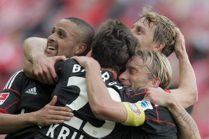 Fußballer im Glück: Torergebnisse bald nur noch mit Prüfziffer.