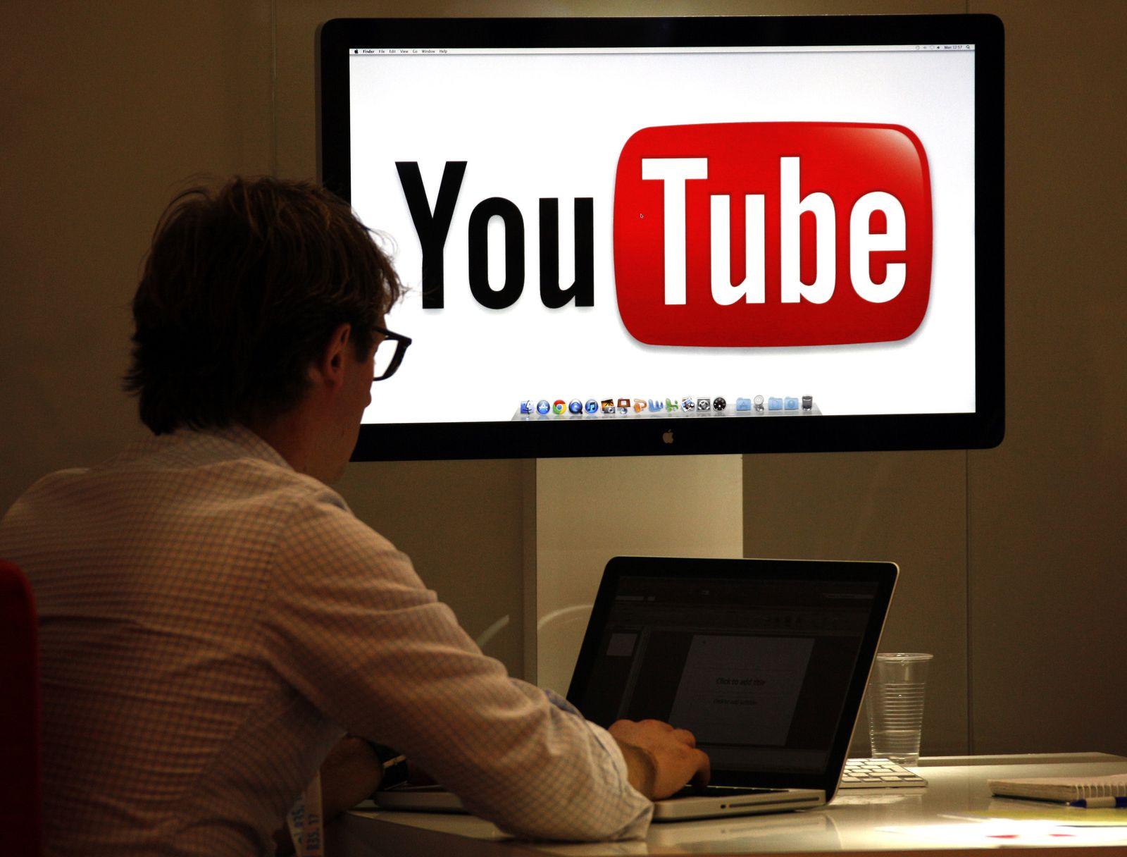 NICHT MEHR VERWENDEN! - Symbolbild YouTube Logo