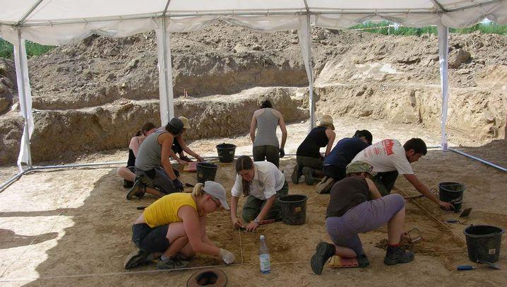 Moderne Arbeitsteilung: Überraschende Organisation in 35.000 Jahre alter Fabrik