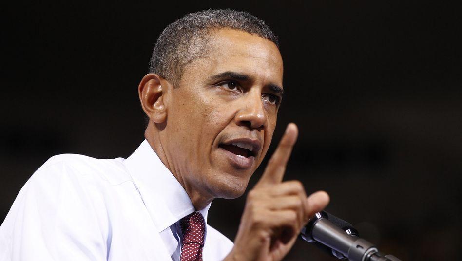 Barack Obama: Appell an die Europäer