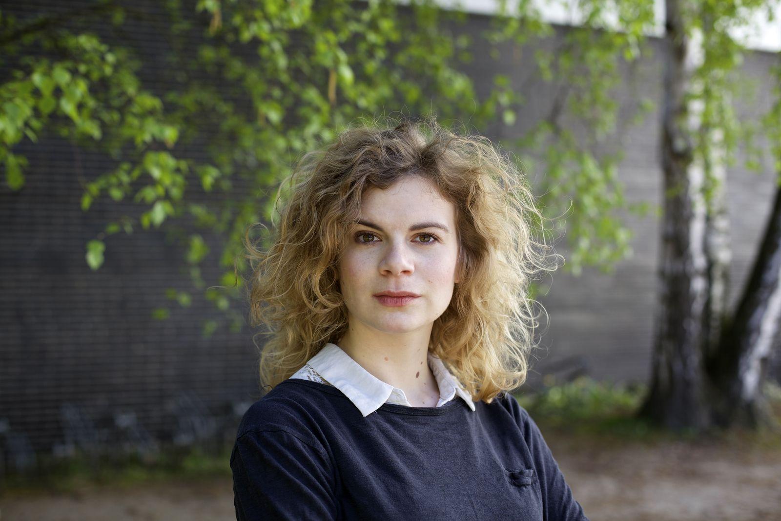 EINMALIGE VERWENDUNG UNI SPIEGEL 3/2016 S.10 Politische Studenten - Fiona Schönbohm,