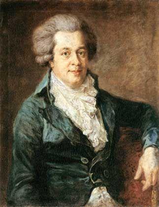 Komponistengenie Mozart: Instinktsicherheit des Kindes