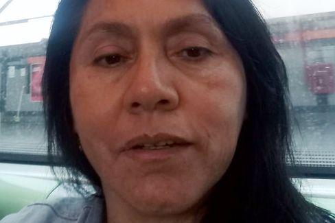 María Elena Tintaya trat im März ihren neuen Job an – dann kam die Krise