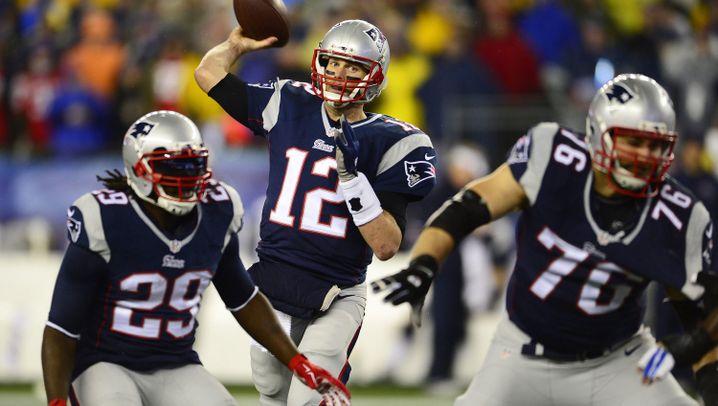 New England Patriots: Der Superstar und sein deutscher Beschützer