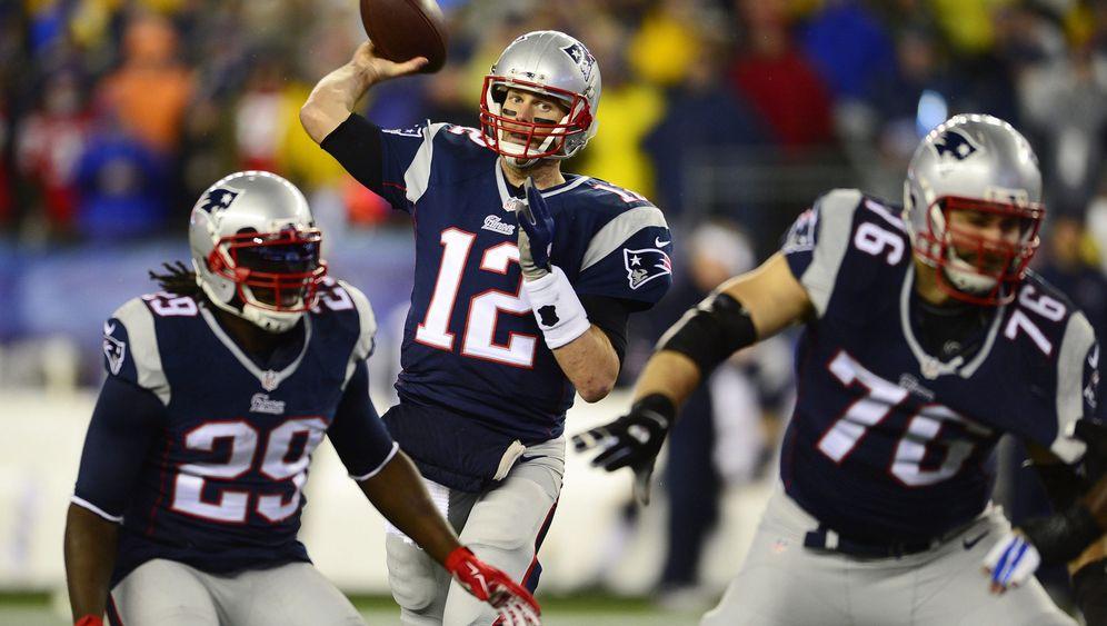 New England Patriots: Bollwerk aus Neuss
