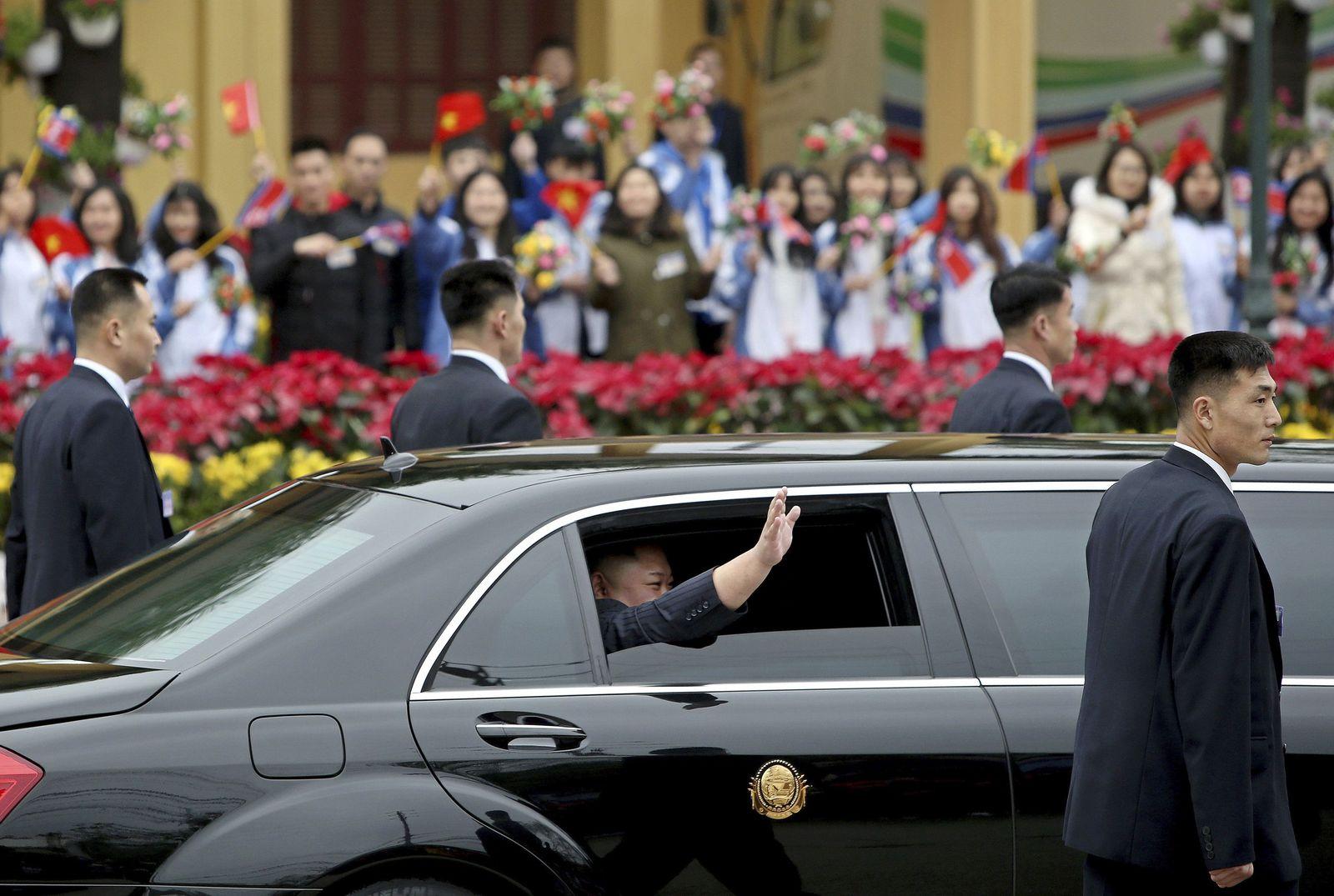 Vor USA-Nordkorea Gipfel