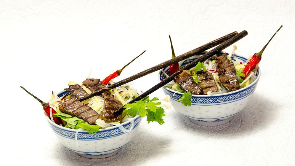Wagyu-Entrecôte: Ein Steak für 150 Euro