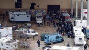 Illegale Rave-Party bei Barcelona aufgelöst