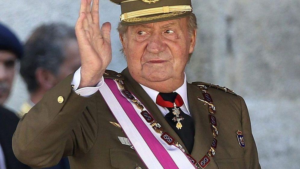 Abgedankter König: Klage gegen Juan Carlos