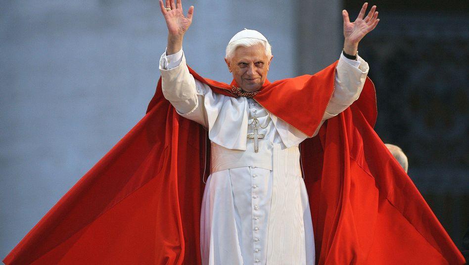 """Unerwarteter Rücktritt von Papst Benedikt XVI.: """"Tschüs, ich habe meine Pflicht getan"""""""