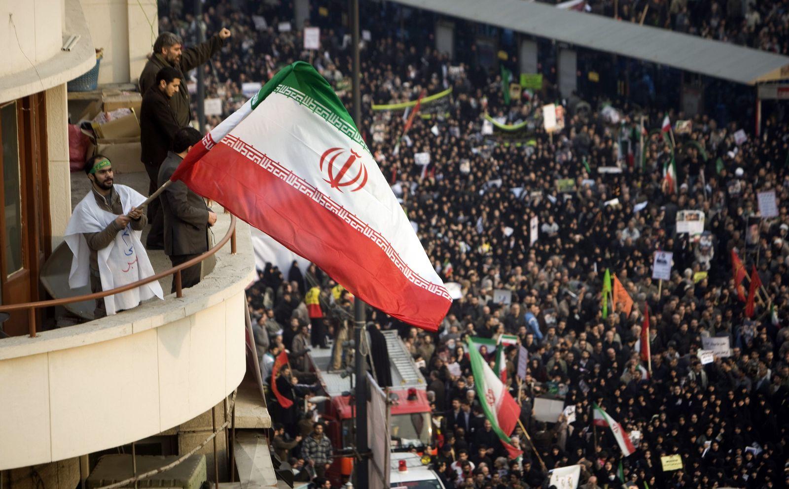 IRAN-RALLIES/