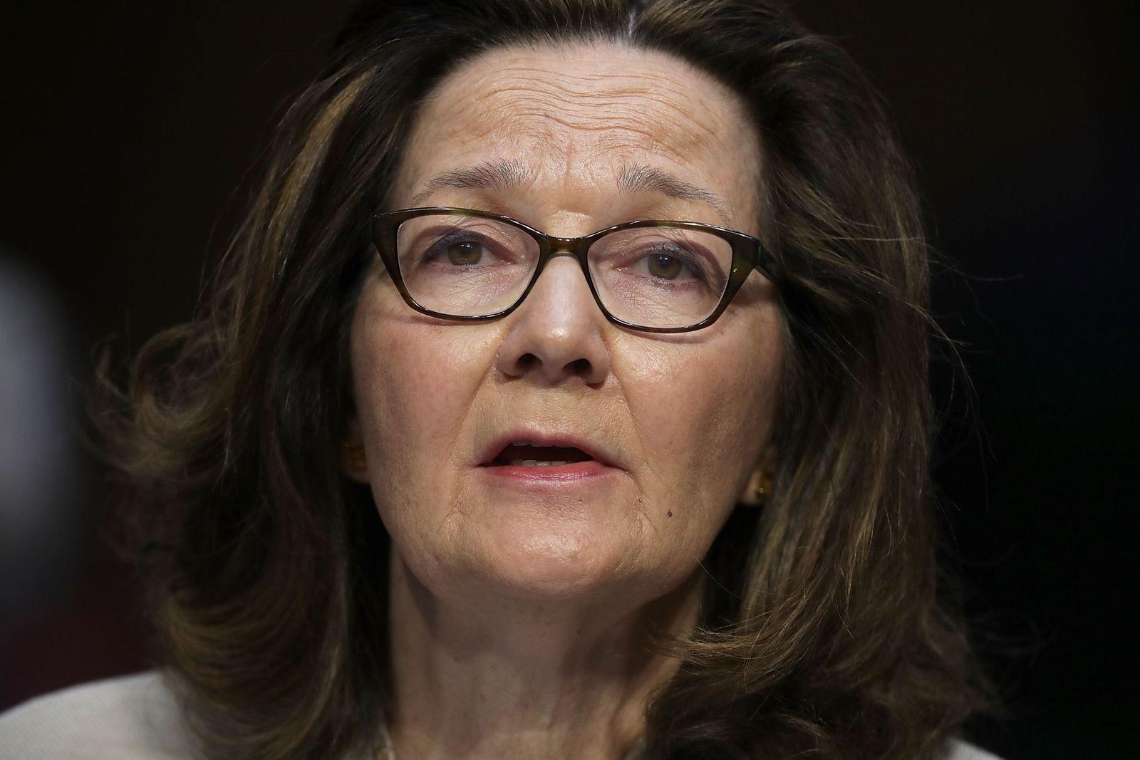 US-CIA-DIRECTOR-NOMINEE-GINA-HASPEL-TESTIFIES-AT-SENATE-CONFIRMA