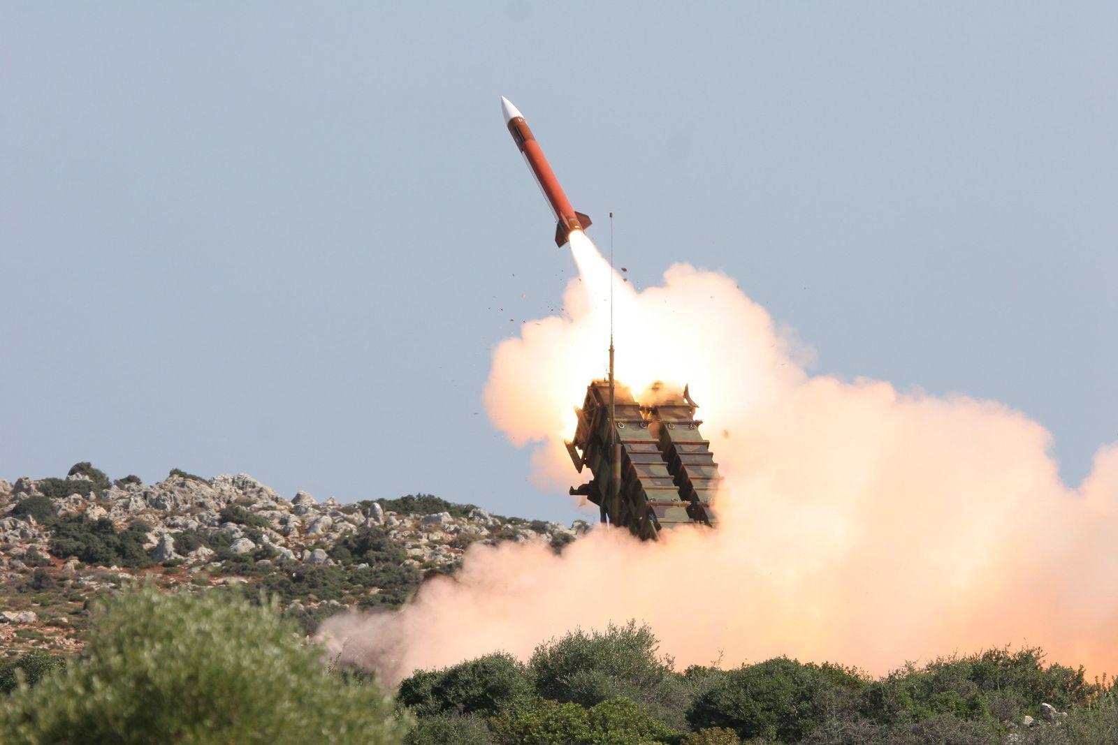 Patriot / Raketenabwehr