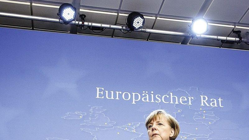 Kanzlerin Merkel in Brüssel: »Ich muss verstehen, wie der andere tickt«