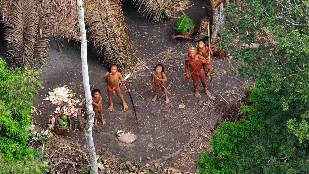 Brasilianischer Indio-Stamm: Leben abseits der Zivilisation