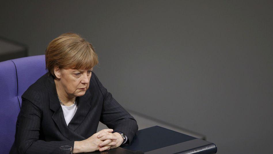 Bundeskanzlerin Merkel: Keine Zugeständnisse an Griechenland zu erwarten