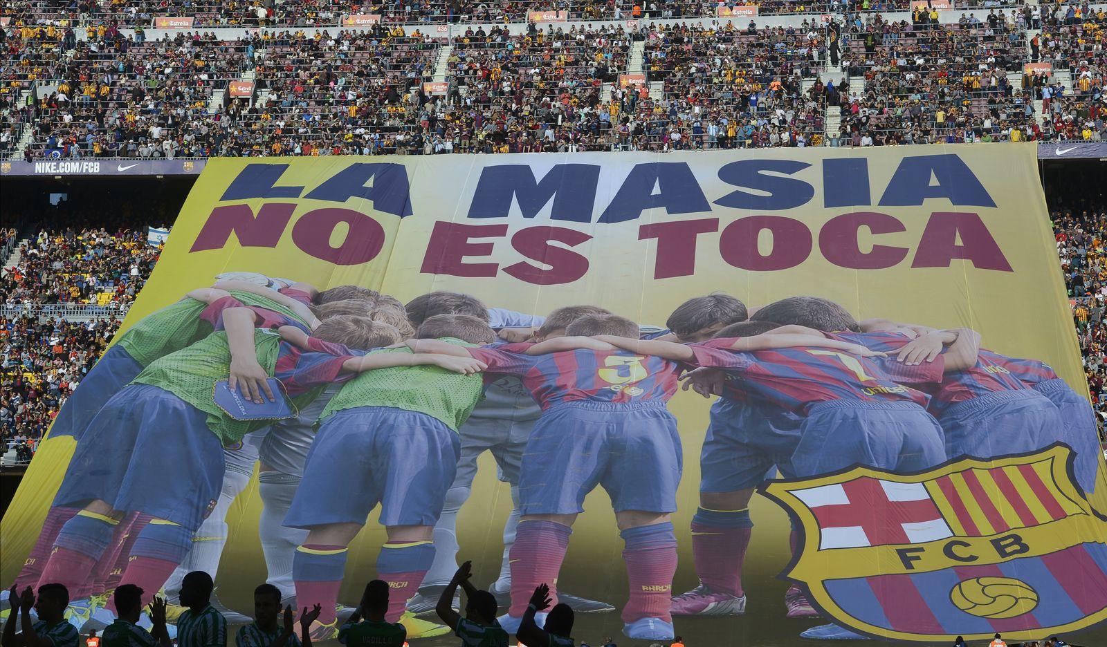 La Masia/ Banner