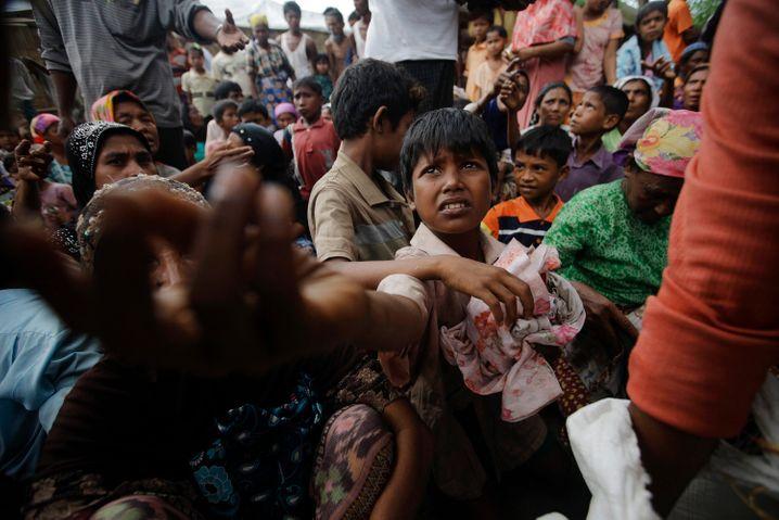 Flüchtlinge in Bangladesch: Anfällig für Krankheiten