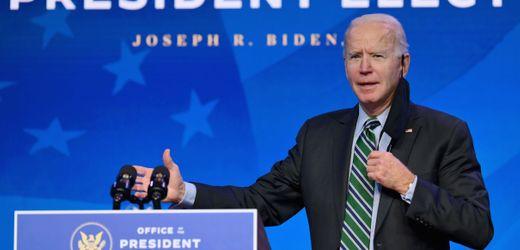 USA: Joe Biden will Donald Trumps Politik rückgängig machen – direkt am ersten Tag