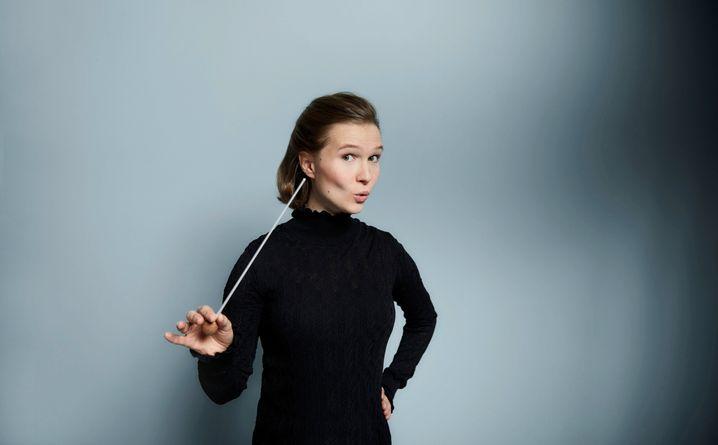 Dirigentin Mirga Gražinytė-Tyla: Die »beste Musiklehrerin, die du und ich niemals hatten«