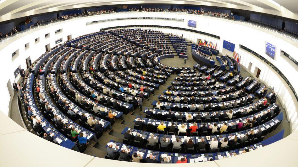 EU-Abgeordnete in Straßburg: IT-Ausstattung mit gravierenden Sicherheitslücken