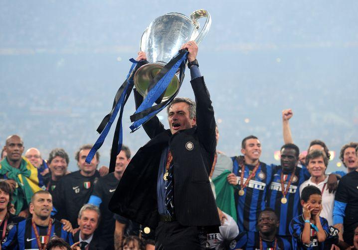 Champions League winner Mourinho (2010): Triumph over FC Bayern