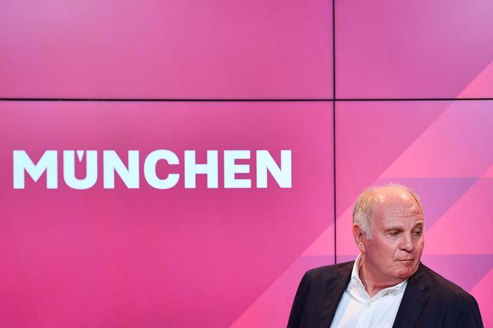 Bald getrennt: München und U. Hoeneß