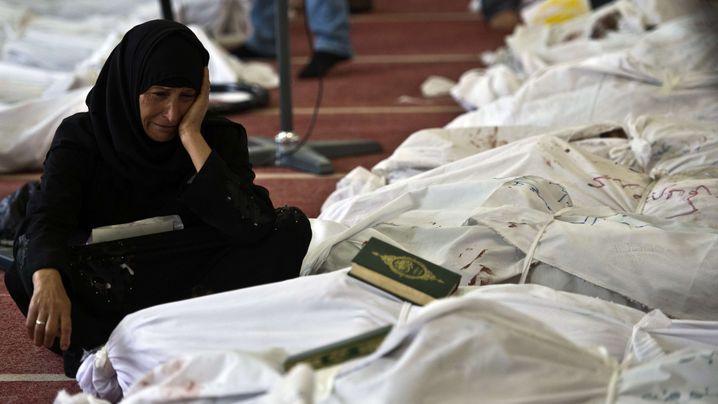Kairo nach dem Massaker: Moscheen als Leichenhallen
