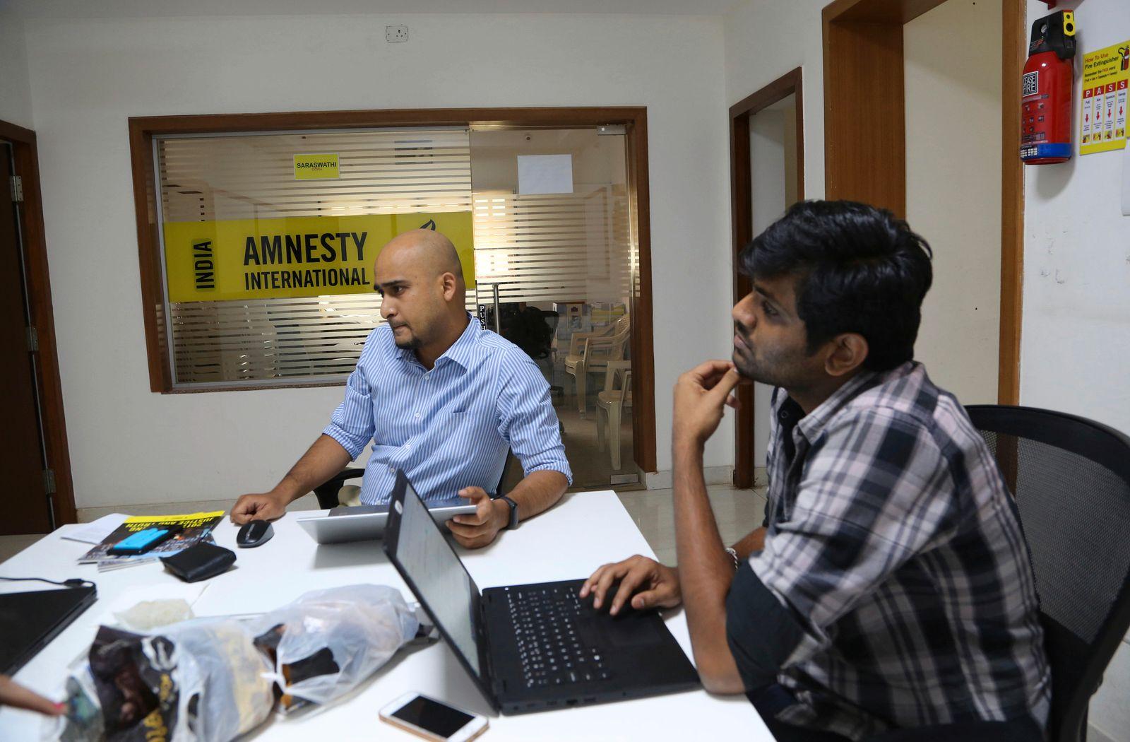 India Amnesty International