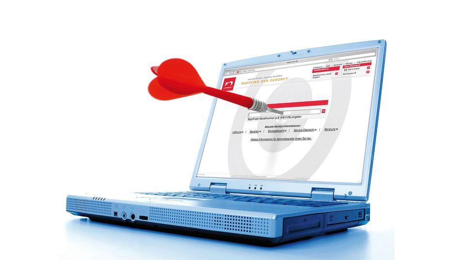 Versandhaus neckermann.de: Angriffsziel für Datendiebe