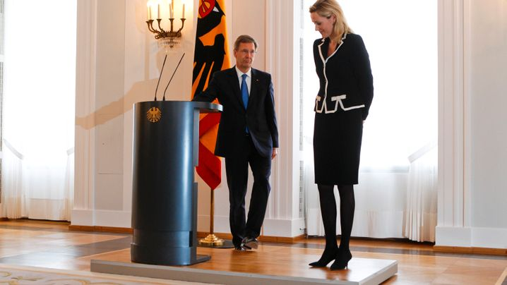 Ex-Bundespräsident: Wulffs Aufstieg und Fall