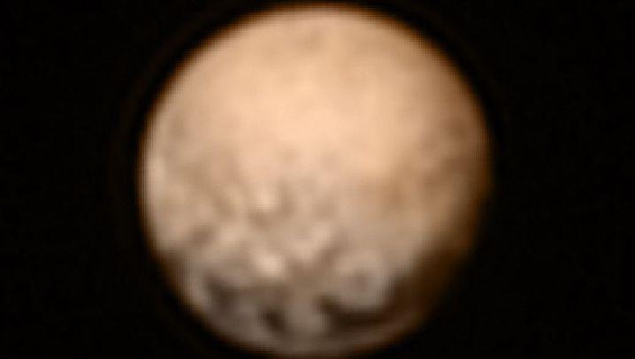 "Nasa-Sonde ""New Horizons"": Vorbeiflug an Pluto"