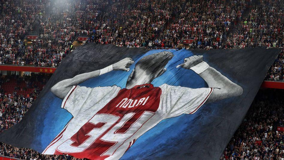 Er trug die 34, weil er Ajax zum 34. Titel schießen wollte: Abdelhak Nouri