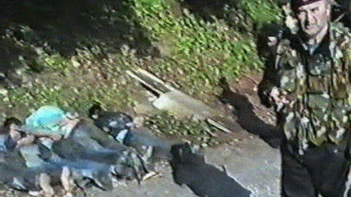 Massaker von Srebrenica: Blutrausch auf dem Balkan