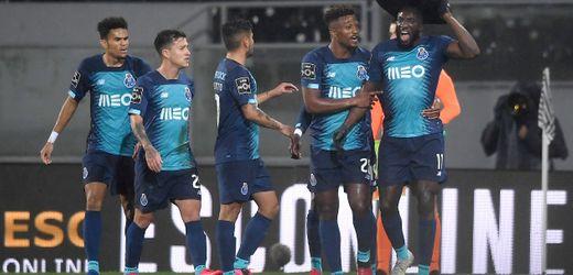 Portos Marega lässt sich offenbar wegen rassistischer Beleidigungen auswechseln