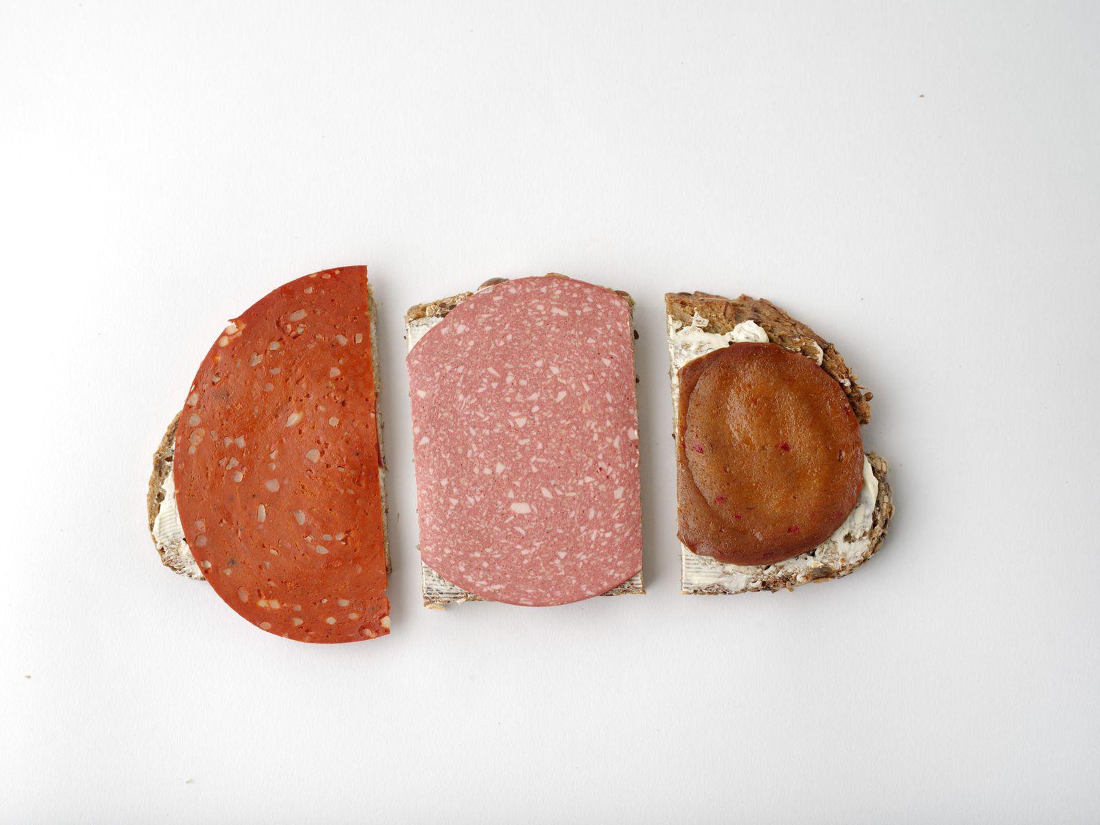 EINMALIGE VERWENDUNG Stiftung Warentest 7 vegetarische Wurst