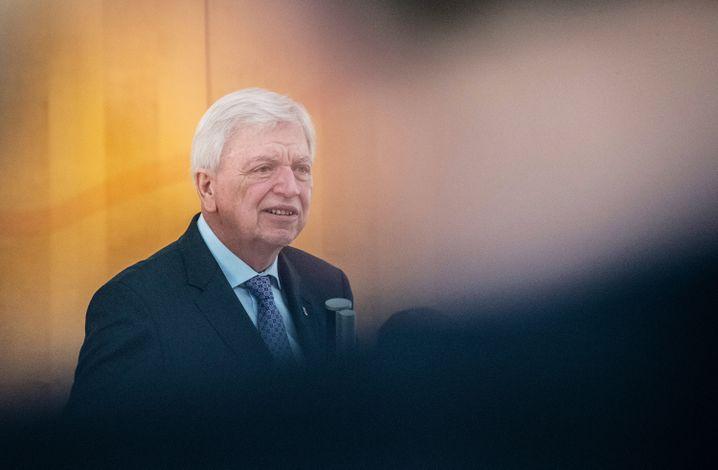 """Volker Bouffier sprach von einer """"abscheulichen Tat"""""""