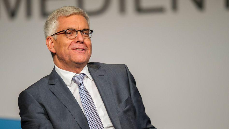 Intendant Thomas Bellut: Für das ZDF ist der Jugendsender noch akut