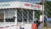 Fleischbetrieb in Coesfeld wird vorübergehend geschlossen