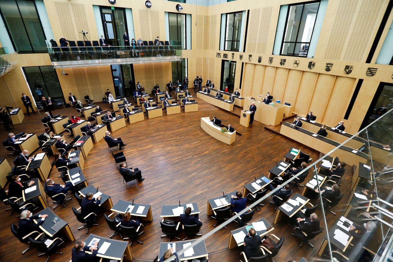 1000th Bundesrat session in Berlin