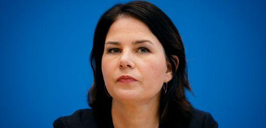 Die Grünen: Annalena Baerbock hat ein Problem - Basis will radikalen Linkskurs