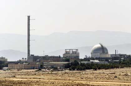 Atomanlage in der israelischen Negev-Wüste: Was weiß Vanunu noch?
