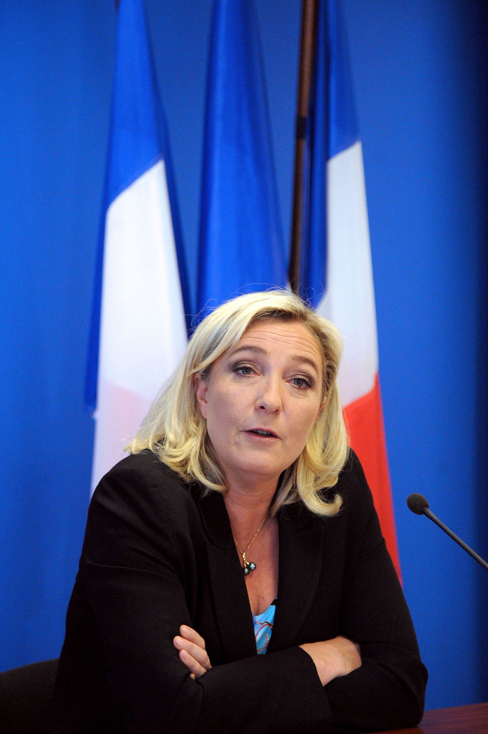 FRANCE-JUSTICE-TRIAL-LE-PEN-FILES