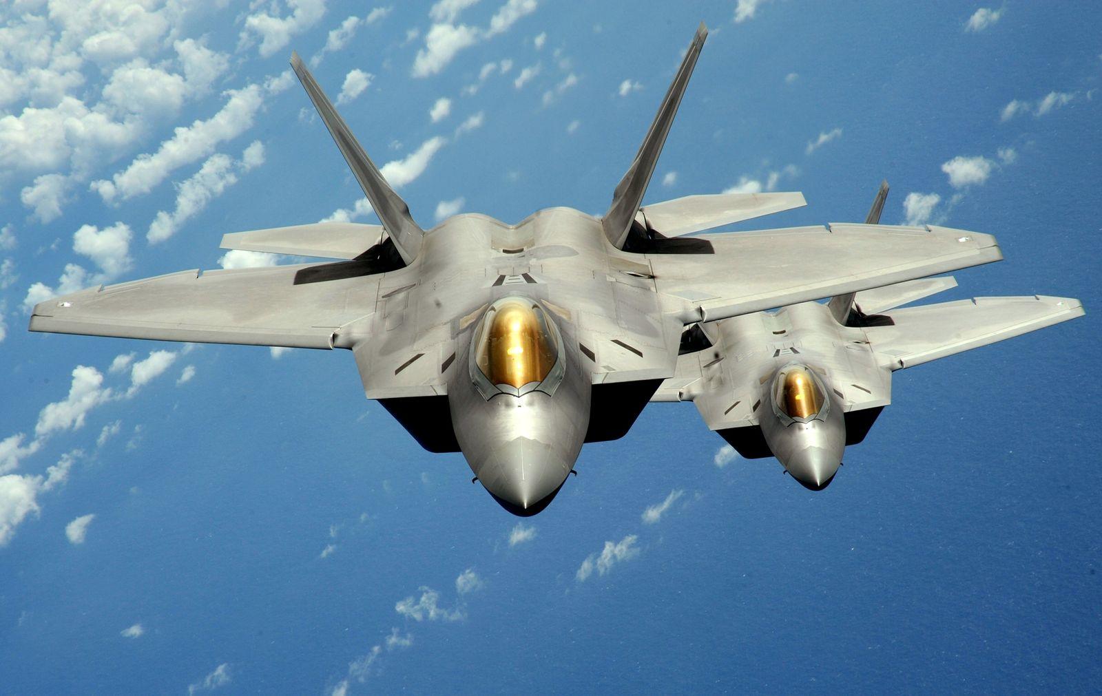 F-22 Raptor /U.S. Air Force