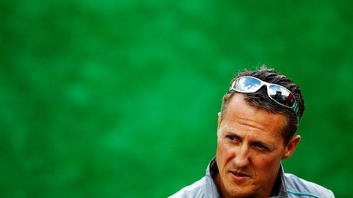 Formel-1-Rekordweltmeister: Schumacher hat Klinik verlassen