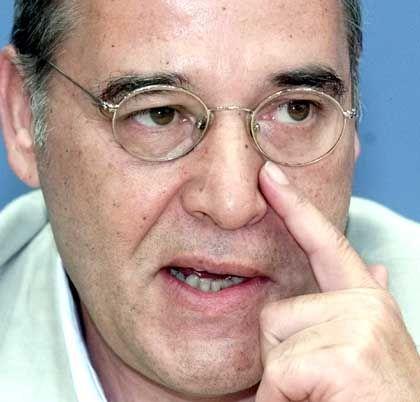 Zurückgetreten: Gregor Gysi (PDS)